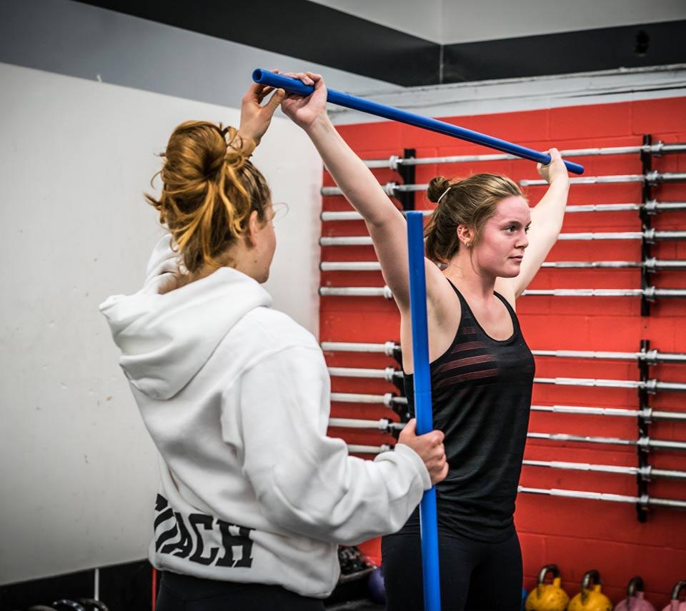 Personal Trainer Coquitlam