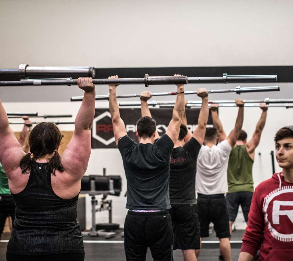 Group Fitness Coquitlam