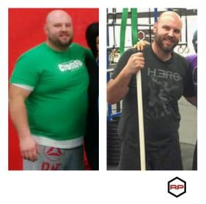 These aren't your typical bootcamp client results (before & after)